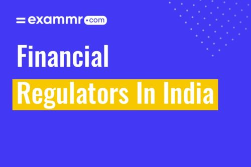 Introduction To Financial Regulators In India